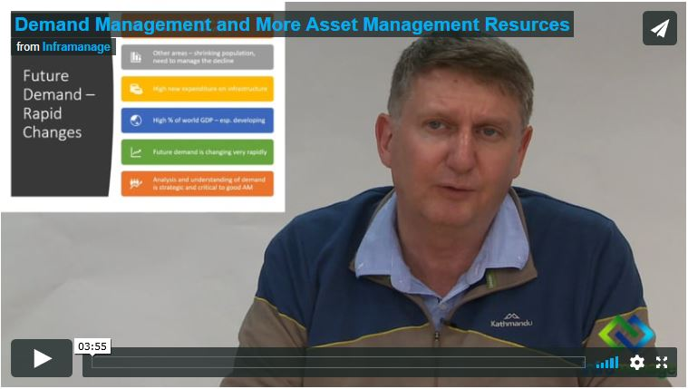 Demand Management and More Asset Management Resources