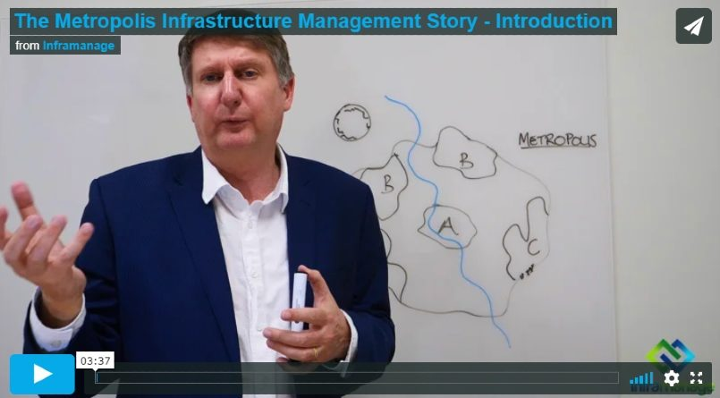 infrastructure management metropolis story