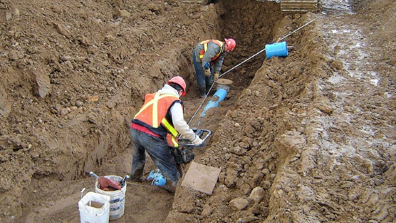 asset management aging water infrastructure ontario canada