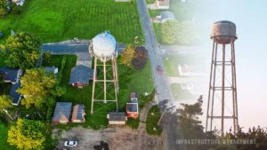 Infrastructure Management Community Water Tanks USA