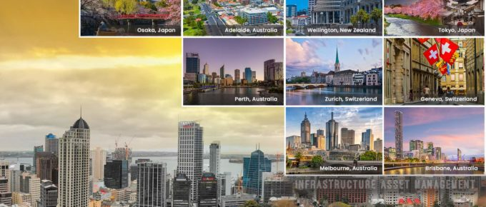 infrastructure management 10 most livable cities 2021